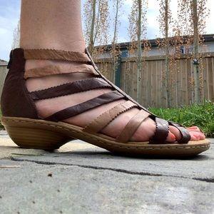 Rieker Vanessa Gladiator Sandal